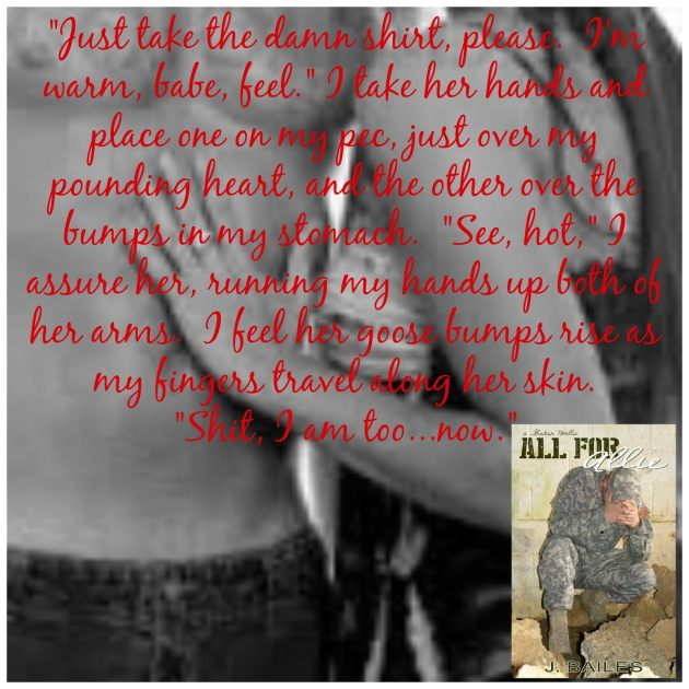 All for allie teaser